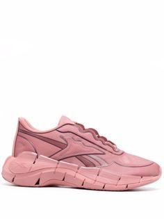 Reebok x Victoria Beckham кроссовки Zig Kinetica на массивной подошве