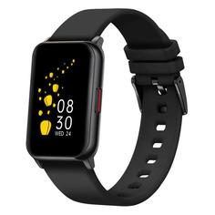 """Смарт-часы Smarterra FitMaster Urban, 46мм, 1.57"""", черный / черный [sm-fmurbblbl]"""