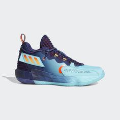 Баскетбольные кроссовки Dame 7 EXTPLY adidas Performance