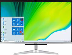 Моноблок Acer Aspire C24-963 DQ.BERER.00U (серебристый)