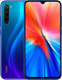 Мобильный телефон Xiaomi Redmi Note 8 (2021) 4/128GB