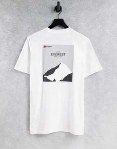 Белая футболка Berghaus Heritage-Белый