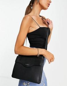 Черная сумка через плечо Fiorelli Blake-Черный цвет