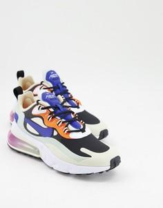 Кроссовки Nike Air Max 270 React-Многоцветный