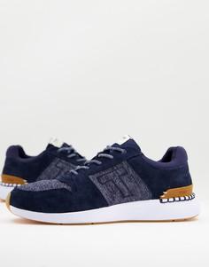 Темно-синие кроссовки Toms Runner-Темно-синий