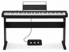 CDP-S150BK цифровое фортепиано + тройная педаль + стойка Casio