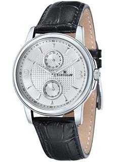 мужские часы Earnshaw ES-8026-02. Коллекция Flinders