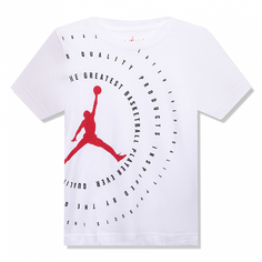 Детская футболка Jumpman Rings Jordan