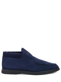 Ботинки замшевые на байке Aldo Brue