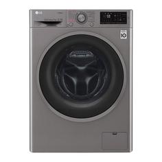 Узкая стиральная машина LG с функцией пара Steam F2J6HS8S