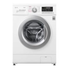 Узкая стиральная машина LG с функцией пара Steam F1296NDS1