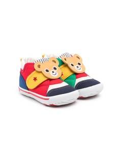 Miki House кроссовки Teddy Bear на липучках