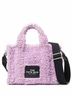 Marc Jacobs сумка-тоут The Teddy размера мини