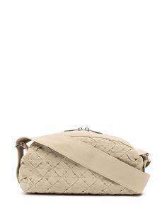 Bottega Veneta плетеная поясная сумка