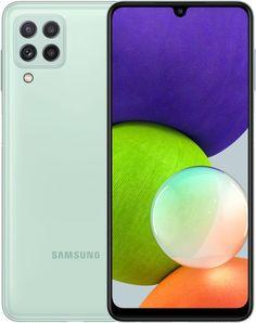 Мобильный телефон Samsung Galaxy A22 4/64GB (мятный)