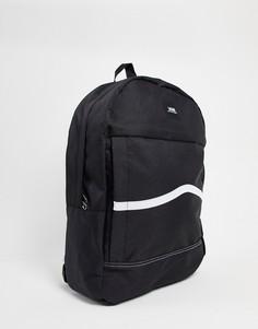 Черный рюкзак Vans Construct Skool-Черный цвет