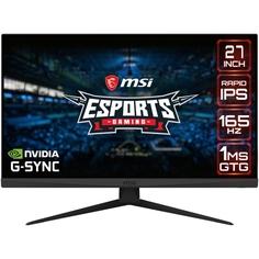 Монитор игровой MSI Optix G273QF Optix G273QF