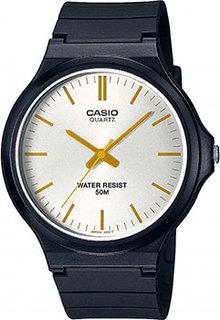 Японские наручные мужские часы Casio MW-240-9E3. Коллекция Analog