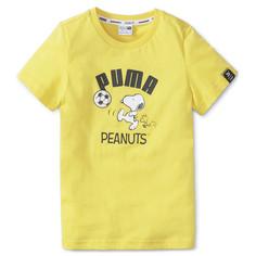 Детская футболка PUMA x PEANUTS Kids Tee