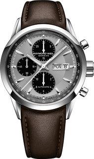 Швейцарские мужские часы в коллекции Freelancer Мужские часы Raymond Weil 7732-STC-65201