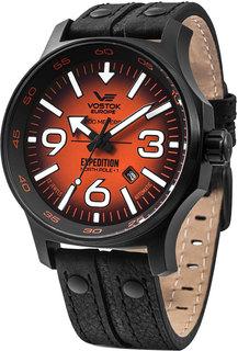 Мужские часы в коллекции Expedition North Pole-1 Мужские часы Vostok Europe YN55/595C640