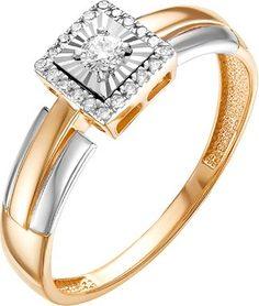 Золотые кольца Кольца Ювелирные Традиции K113-5296