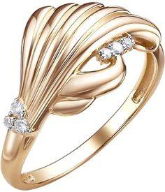 Золотые кольца Кольца Ювелирные Традиции K112-6231