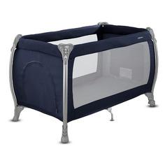 Манеж-кровать Inglesina Lodge макс.:14кг металл синий (от 0 мес до 3 лет) (AZ94K9BLURU)