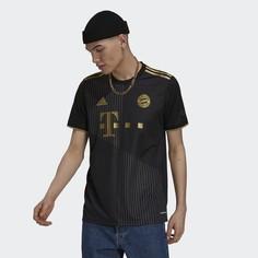 Гостевая игровая футболка Бавария Мюнхен 21/22 adidas Performance