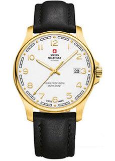 Швейцарские наручные мужские часы Swiss military SM30200.29. Коллекция Сверхточные
