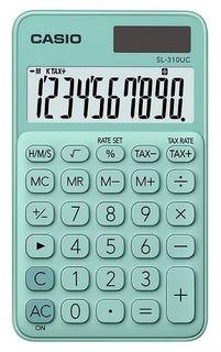 Калькулятор карманный Casio SL-310UC-GN-S-EC