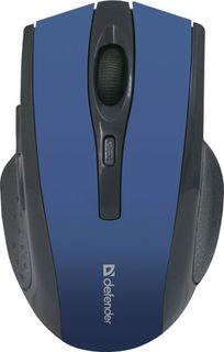 Мышь Wireless Defender Accura MM-665