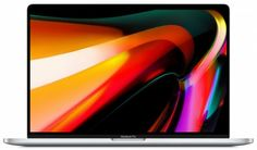 """Ноутбук 16"""" Apple MacBook Pro 16 with Touch Bar Z0Y1000RC i7 2.6GHz/64GB/512GB SSD/Radeon Pro 5300M 4GB, Silver"""