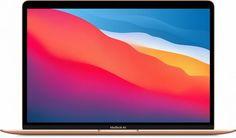 Ноутбук 13.3'' Apple MacBook Air 2020 Z12B0004A M1 chip with 8-core CPU and 8-core GPU/16GB/2TB SSD/Gold