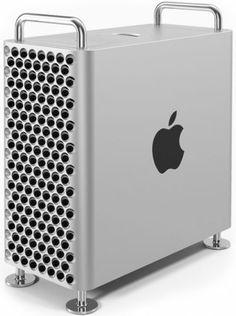 Компьютер Apple Mac Pro - Tower Z0W3/1232 3.5GHz 8-core Intel Xeon W/768GB (12x64GB) DDR4/2TB SSD/Two Radeon Pro W5700X with 16GB GDDR6/Silver