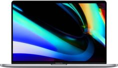"Ноутбук 16"" Apple MacBook Pro 16 with Touch Bar Z0Y3/57 i9 2.3GHz/64GB/1TB SSD/Radeon Pro 5600M 8GB/Silver"