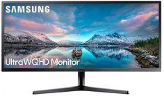 """Монитор 34"""" Samsung S34J550WQI"""