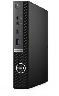 Компьютер Dell Optiplex 5080 Micro i7-10700T/8GB/256GB SSD/Intel UHD 630/Win10Pro