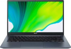 "Ноутбук Acer Swift 3 SF314-510G-592W NX.A0YER.009 i5 1135G7/8GB/SSD 512GB/Iris graphics DG1 4GB/14"" IPS/FHD/Win10Home/blue/WiFi/BT/Cam"