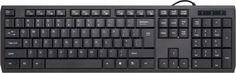Клавиатура Defender OfficeMate SM-820 45820 black, USB