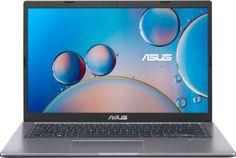 """Ноутбук ASUS X415MA-EK052 Q1 90NB0TG2-M03030 Pen-N5030/4GB/128GB SSD/14.0"""" FHD 220-nits/UMA/DOS/slate grey"""