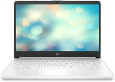 "Ноутбук HP 14s-dq2007ur 2X1P1EA Gold 7505/4GB/256GB SSD/Intel UHD Graphics/14""/IPS/FHD/Win10Home/WiFi/BT/Cam/white"