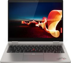 "Ноутбук Lenovo ThinkPad X1 Titanium Yoga Gen1 20QA001PRT i5-1130G7/16GB/512GB SSD/13.5"" QHD/Intel Iris Xe Graphics/4G LTE/Win10Pro/серый"