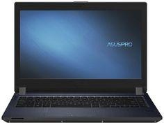 "Ноутбук ASUS PRO P1440FA-FQ2924T 90NX0211-M40510 i3 10110U/4GB/1TB HDD/UHD Graphics/14""/HD/VGA/HDMI/RG45/WiFi/BT/Cam/FP/Win10Home/Grey"
