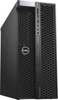 Рабочая станция Dell Precision T5820 RTX 5820-2909 i9 10920X/32GB/1TB SSD/GeForce RTX 3090 24GB/DVD-RW/WiFi/BT/keyboard/mouse/Win10Pro