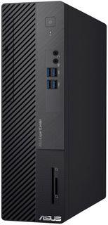 Компьютер ASUS D500SA-0G5905007R SFF 90PF0231-M16100 G5905/4GB/128GB SSD/UHDG 610/GBitEth/180W/клавиатура/мышь/Win10Pro/черный