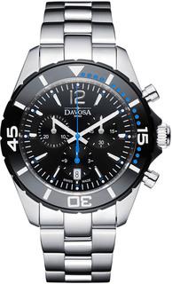 Швейцарские мужские часы в коллекции Diving Мужские часы DAVOSA DAV.16347345