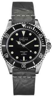 Швейцарские мужские часы в коллекции Diving Мужские часы DAVOSA DAV.16152555S