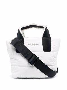 VeeCollective дутая сумка-тоут