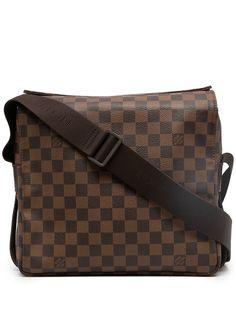 Louis Vuitton сумка через плечо Naviglio 2008-го года